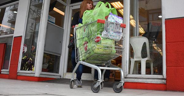 Otro día de descuentos del 50% en supermercados