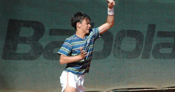 "Juan Pablo Grassi Mazzuchi: ""Un Grand Slam es lo máximo"""