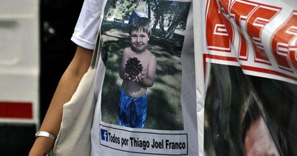 Caso Lalo Ramos: a 5 años, una carta de la mamá de Thiago Joel