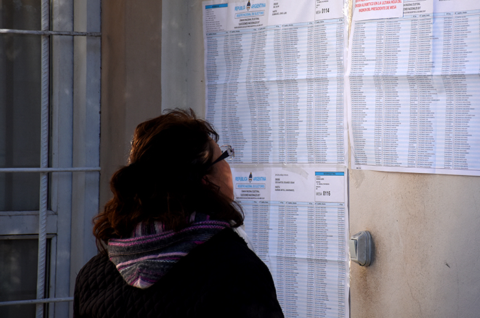 Elecciones 2019: registro de infractores y multas por no ir a votar