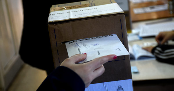 Multas por no ir a votar y registro de infractores — Elecciones