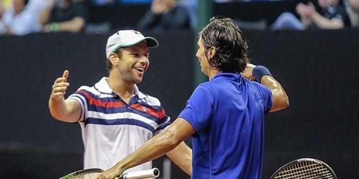 Horacio Zeballos y otra final de dobles junto a Julio Peralta