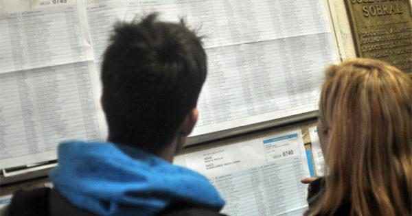 Elecciones 2017: cómo funciona el registro de infractores por no votar