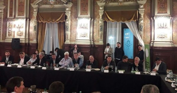 En La Plata, Arroyo pidió más recursos para asistir a los barrios