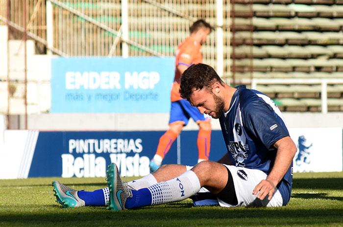 Alvarado cayó en Neuquén ante Independiente