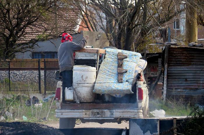 San Carlos: buscan desalojar a 34 familias de un histórico asentamiento