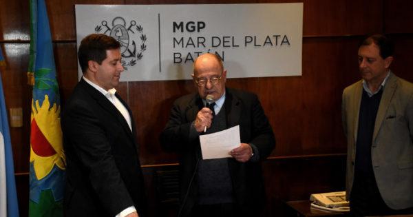 Tras la denuncia por acoso sexual, piden que Arroyo eche a Mourelle