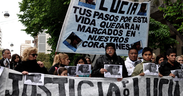 Lucía Pérez: la Junta Médica determinó que murió por asfixia