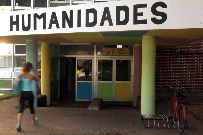 El kirchnerismo ganó el centro de estudiantes de Humanidades