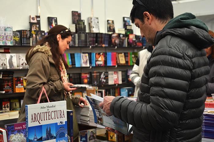Días, horarios y programación de la 13ª Feria del Libro