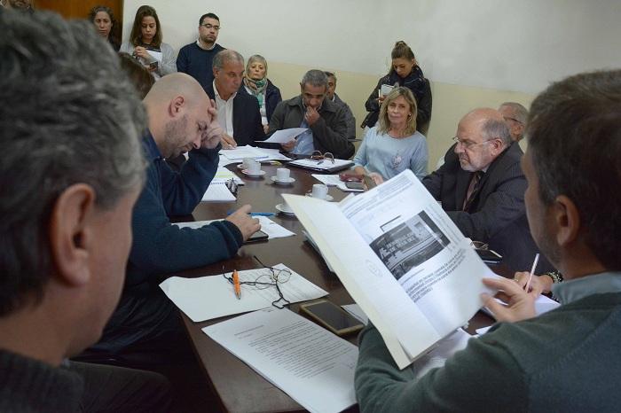 Foto MGP- Blanco en comision de calidad de vida