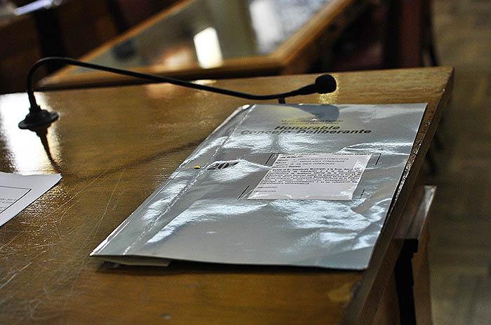 El Concejo demora el tratamiento del Presupuesto 2018