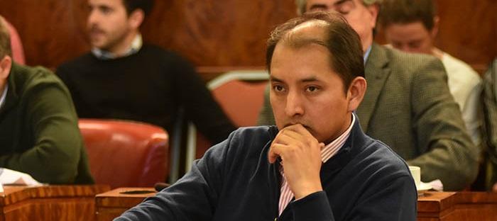 El concejal Balut Tarifa Arenas se suma al bloque del FPV