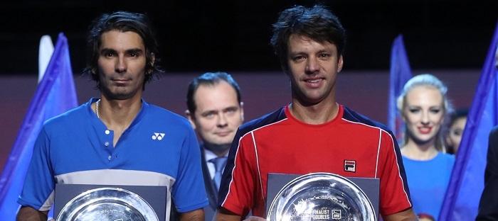 Zeballos y Peralta perdieron la final del ATP de San Petersburgo
