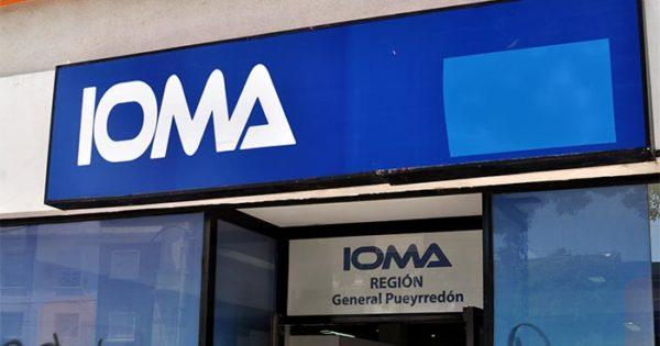 """Beneficiarios y prestadores de IOMA, contra el """"atraso de pagos"""""""