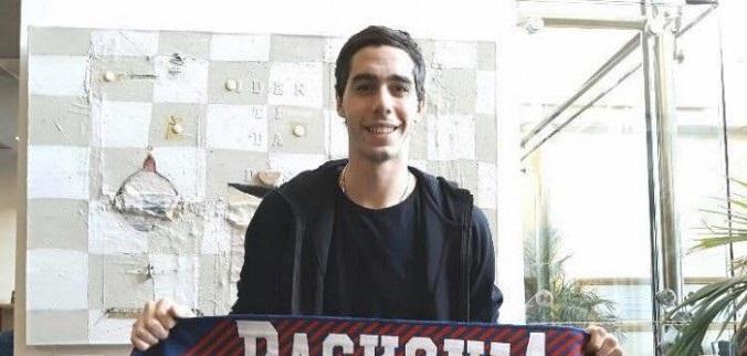 """Vildoza en España: """"Estoy muy contento, la verdad muy feliz"""""""
