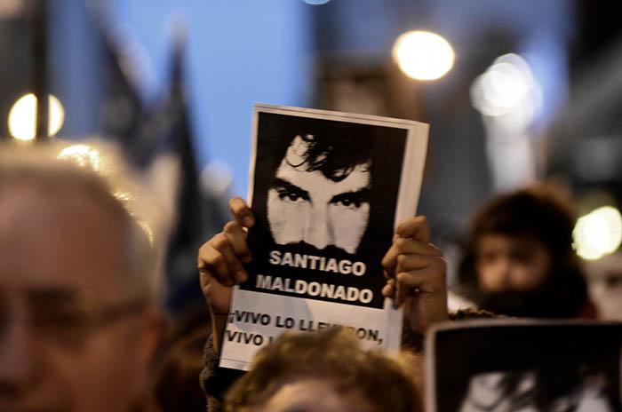 Organizaciones volverán a marchar por Santiago Maldonado