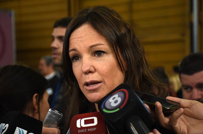 """Unzué: la ministra de Desarrollo Social """"desconoce"""" el acampe"""