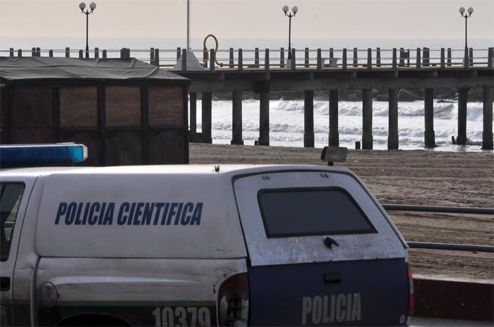 Un hombre murió ahogado en la Playa Popular