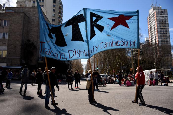 Denuncian amenazas a integrantes del MTR en el barrio El Martillo