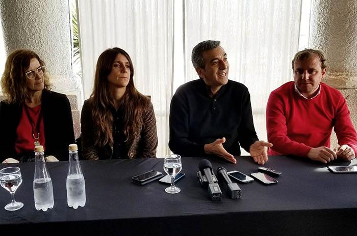 En Mar del Plata, Randazzo criticó a Cristina Kirchner