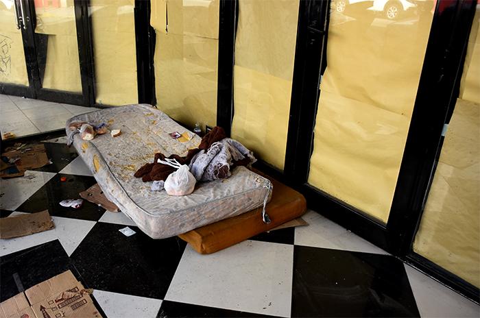 Situación de calle: defensa de Arroyo y tratamiento en el Concejo