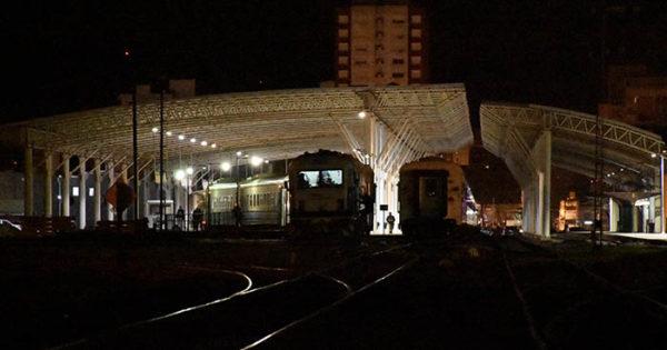 Un hombre murió al ser arrollado por el tren