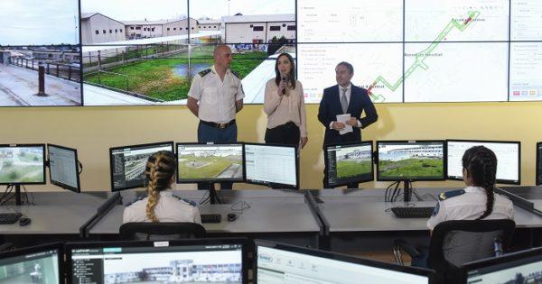 Presentan el Centro Integral de Monitoreo penitenciario