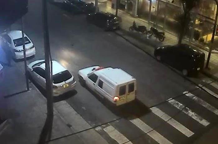 Buscan testigos de un accidente en Colón y Güemes