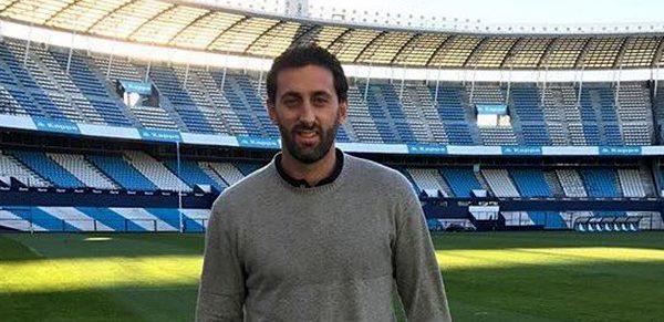 """Un concejal propone declarar """"Visitante notable"""" a Diego Milito"""