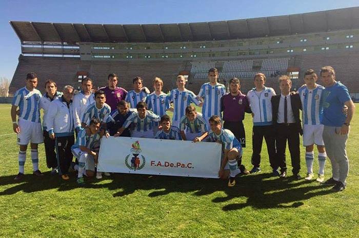 Los Tigres, con Matías Vera, finalizaron novenos en el Mundial