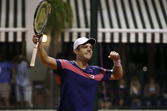 Gran victoria de Zeballos y Mayer en el dobles de Brisbane
