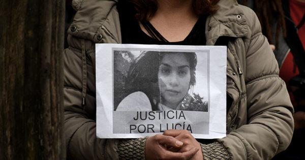 Lucía Pérez: elevan a juicio la causa contra los tres acusados