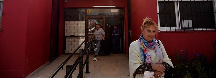 """Inauguraron obras en el CAPS El Martillo: """"Encontramos desidia"""""""