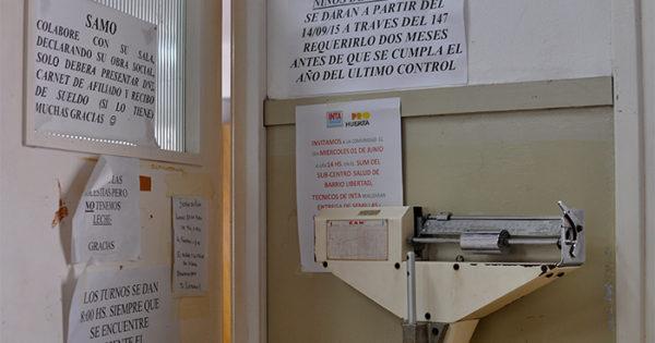 Limpieza: sigue el paro, pero funcionan los centros de salud