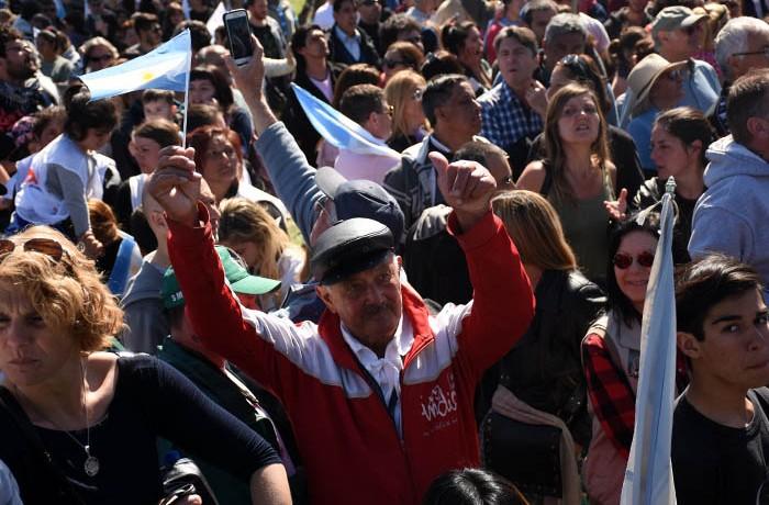 CRISTINA FERNANDEZ DE KIRCHNER EN MAR DEL PLATA ACTO CAMPAÑA ELECCIONES 2017 (15)