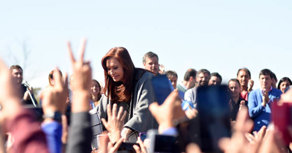 Cambio de horario para el acto de Cristina en Mar del Plata
