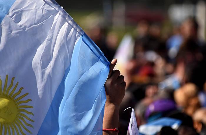 CRISTINA FERNANDEZ DE KIRCHNER EN MAR DEL PLATA ACTO CAMPAÑA ELECCIONES 2017 (4)