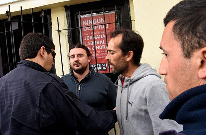 Denuncian detención de militantes del Frente de Izquierda argentina