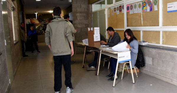 Elecciones 2019: está abierto un registro para ser autoridad de mesa