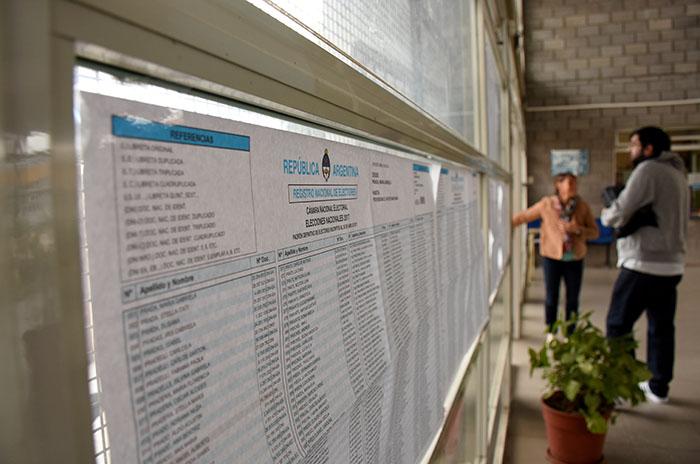 Padrón 2021: uno de cada cuatro electores vota en un lugar diferente al habitual