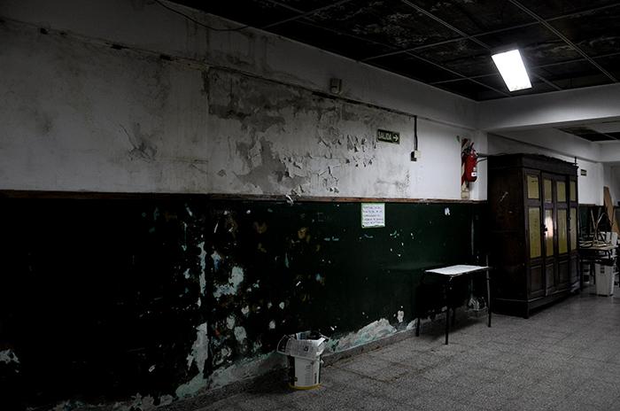 Escuela N° 58: a más de un año del cierre, al fin empiezan las obras