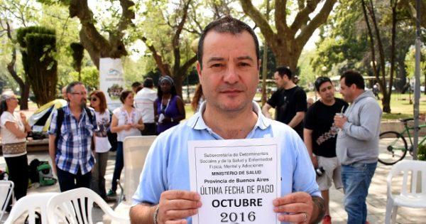 Posada del Inti, al límite: empiezan una huelga de hambre