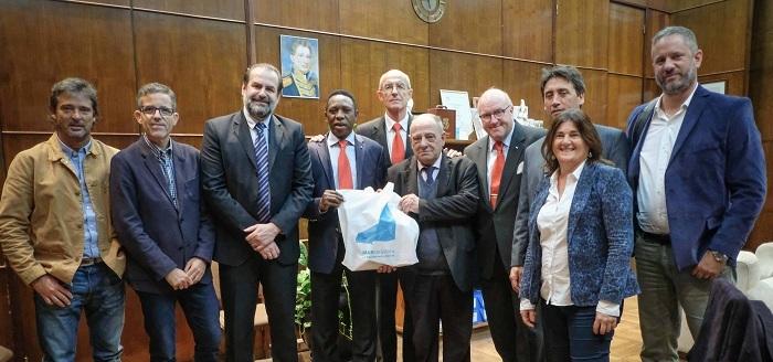 """FIBA en Mar del Plata: """"Tenemos todo para un éxito mundial"""""""