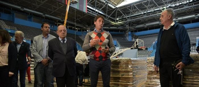 Mar del Plata busca ser subsede del Mundial de Básquet 2023