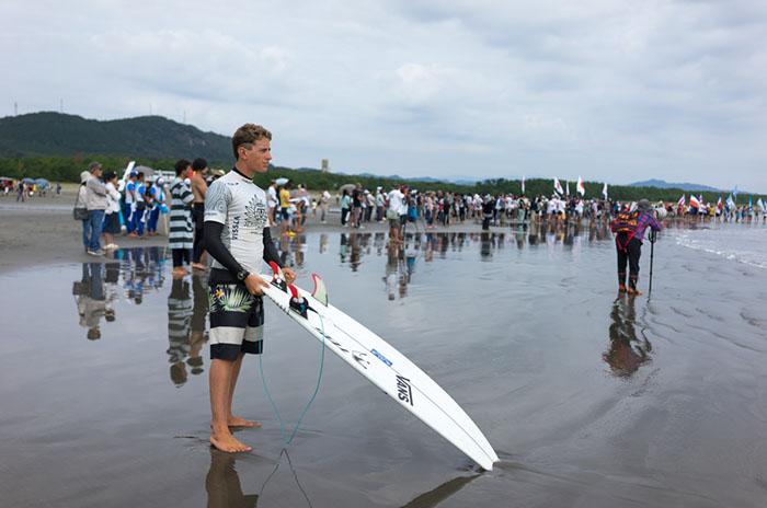 Surf: paso en falso de los marplatenses en el cierre de la gira australiana