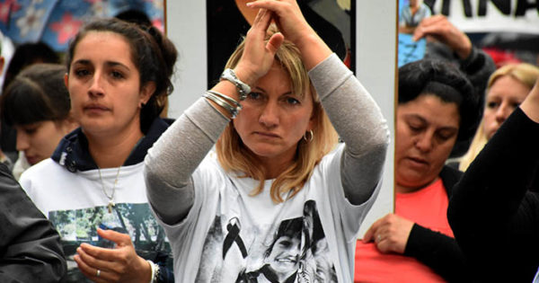 Caso Bernaola: la mamá de Lucía se reunió con funcionarios municipales