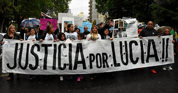 Una marcha, distintas víctimas y un solo pedido: que haya justicia