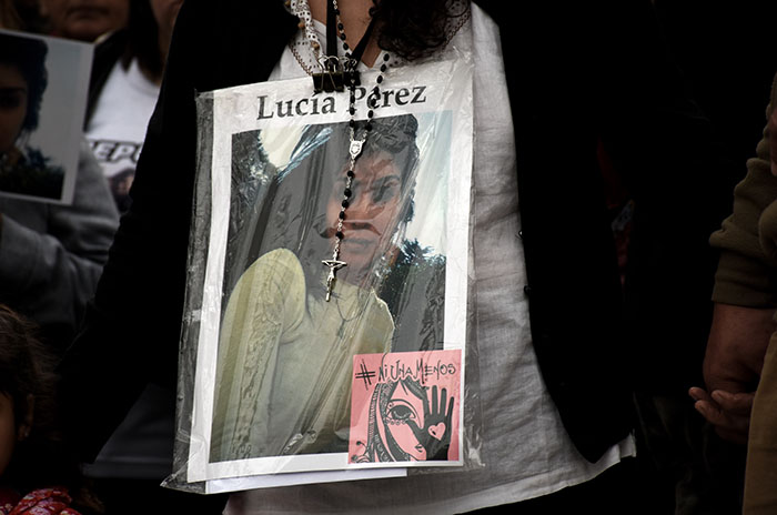 Lucía Pérez: confirman la elevación a juicio de la causa