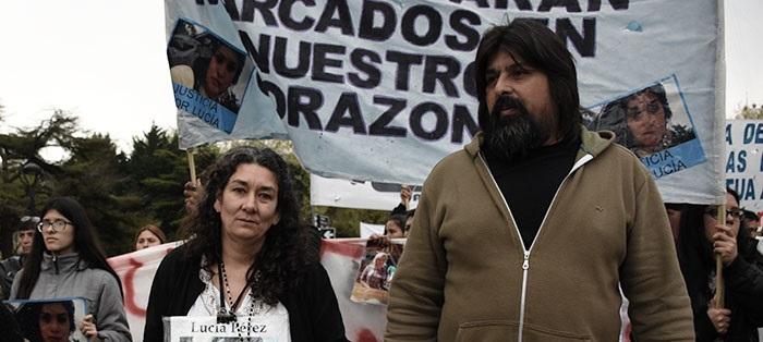 Crimen de Lucía Pérez: a dos años, dos marchas para recordarla